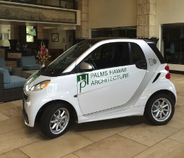 pH electric vehicle