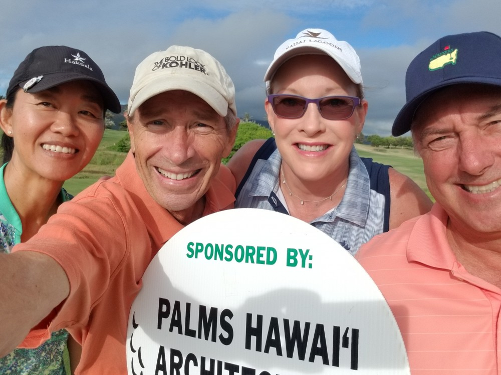Kauai Chamber of commerce 16th Annual Golf Tournamnet